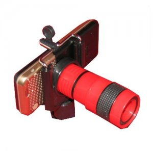 1000M Distance Mobile Phone Telescope with Professional ABS Plastic